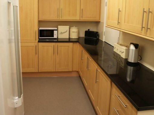 Residential Care Home Potters Bar The Firs Kitchen