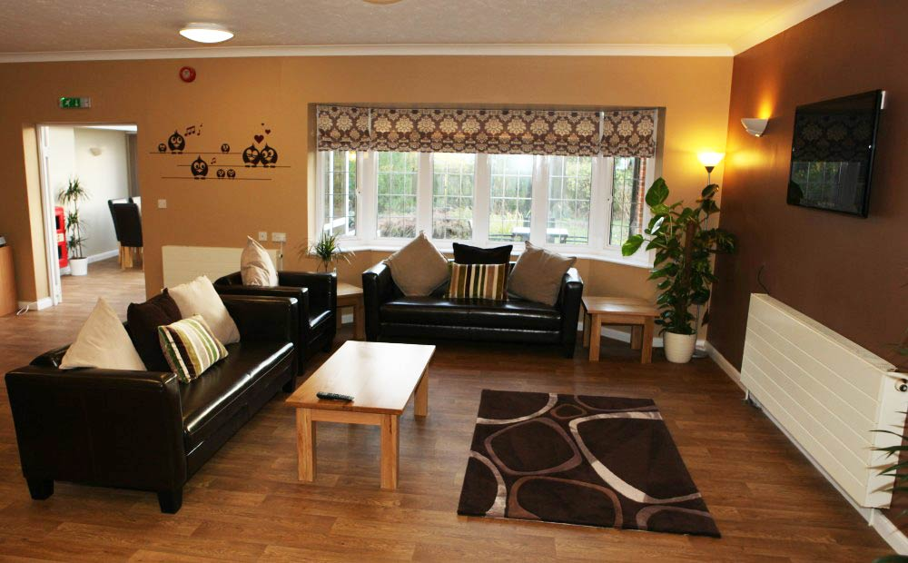 Residential Care Home Potters Bar The Firs Lounge