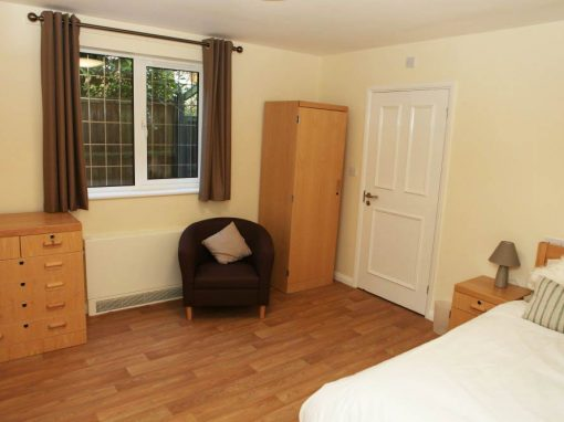 Care Home Residential Potters Bar The Firs Bedroom
